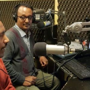 A new internet radio station targets Ethiopians in Canada and elsewhere