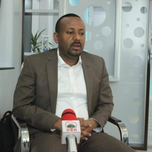 Abiy Ahmed named EPRDF chair, amidst uncertainty and instability
