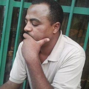 An outspoken university lecturer and blogger Seyoum Teshome arrested