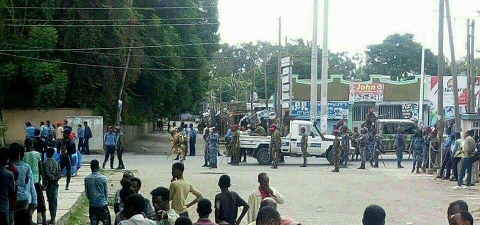 Deadly Violence Hits Hawassa as Protesters Call for Sidama