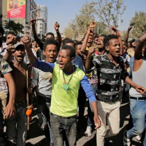 """""""Ethiopianism,"""" The """"Neo-Official-Nationalism,"""" and the """"Oromia First!"""" Trend"""