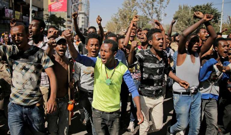 """Ethiopianism,"""" The """"Neo-Official-Nationalism,"""" and the"""