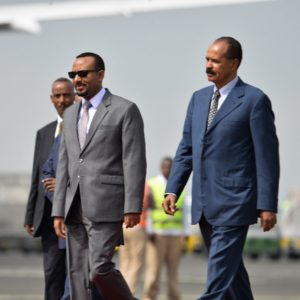 Eritrean exiles seek domestic changes as Isaias makes peace with Ethiopia