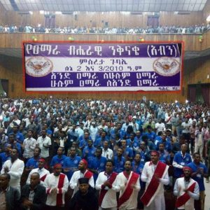 Ethiopia's best step forward is to integrate ethnic parties in diverse alliances