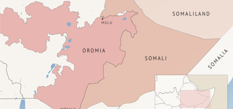 Time for a peaceful resolution to the century-old Somali