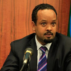 Ahmed Shide named chairman of the Somali region ruling party