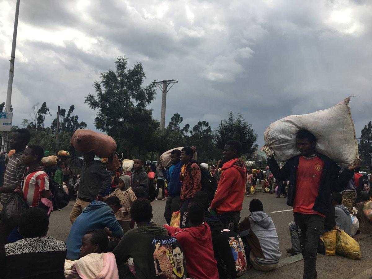 23 die in weekend of Ethiopia ethnic violence, 200 arrested