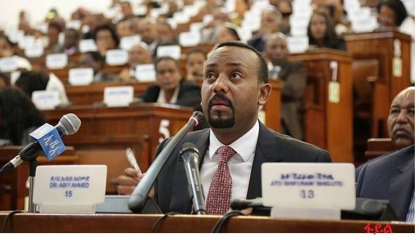 Ethiopia's leader inaugurates new cabinet with half of ministers women