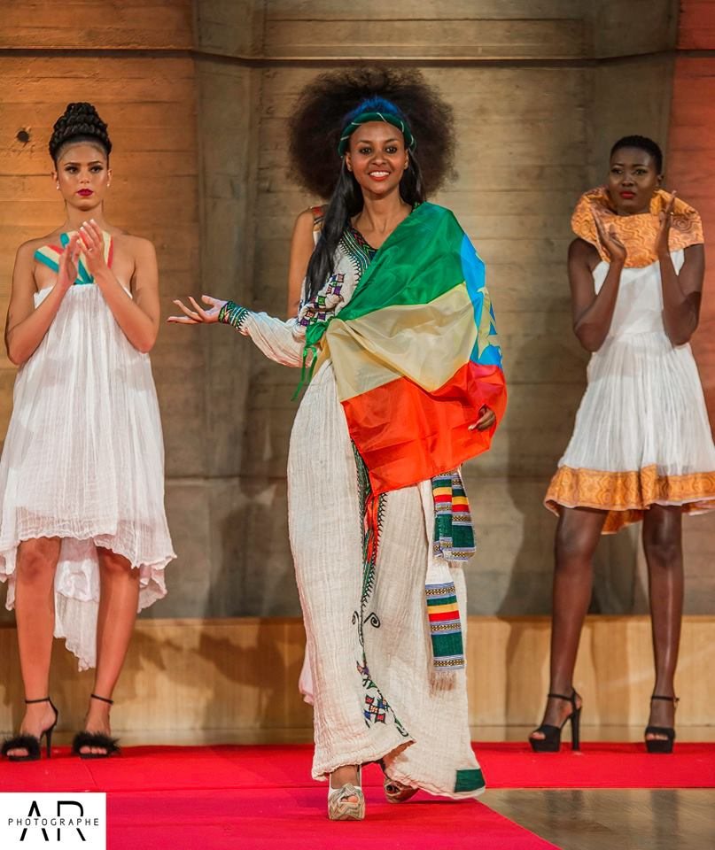 Designer Showcases Collection At Unesco Fashion Show Ethiopia Observer
