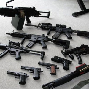 Over 40,000 annual deaths from arms trafficking in Africa