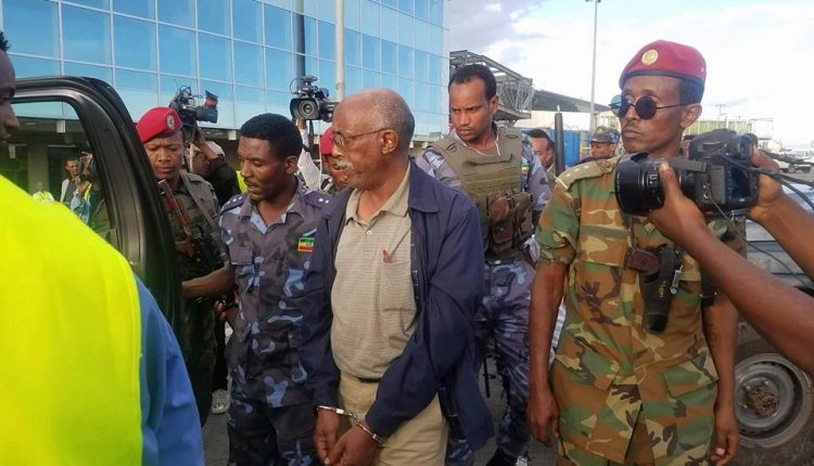 'It was a systematic looting sanctioned by the government': Dawit Wolde Giorgis