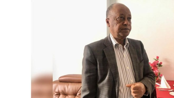 "Abay Tsehaye makes plea to Eritrean president to ""transcend old enmities"""