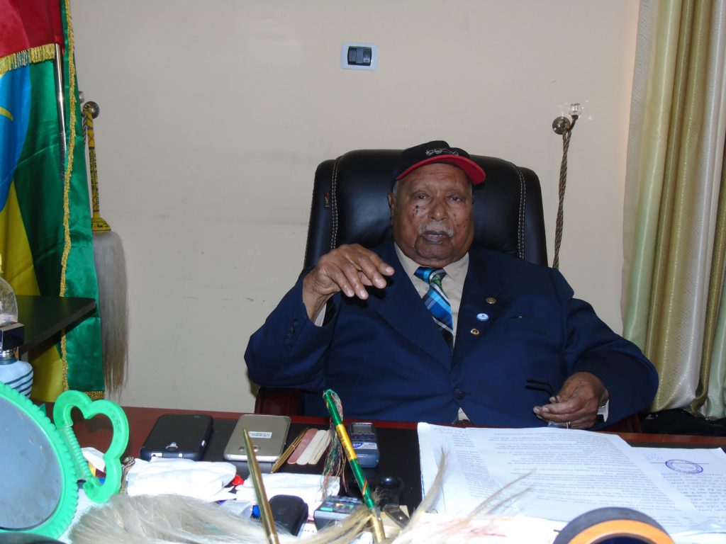 Girma Wolde-Giorgis, former president of Ethiopia and longtime civil servant, dies at 94