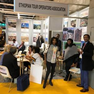 Ethiopia participates in Spain's largest tourism fair