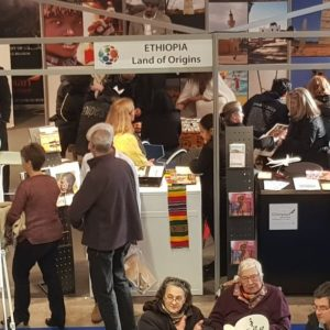 Ethiopia showcases travel products at Brussels Holiday Fair