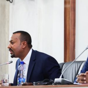Abiy Ahmed on the role of the media