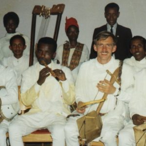 A former Peace Corps volunteer & Orchestra Ethiopia member pays tribute to Yohannes Afework